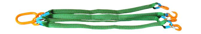 Четырехветвевой строп текстильный (4СТ)