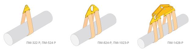 Монтажные полотенца ПМ-322-Р, ПМ-524-Р, ПМ-824-Р, ПМ-1023-Р, ПМ-1428-Р